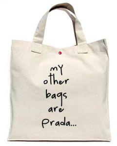 High Quality Canvas Bag Women Shoulder Bag pictures & photos