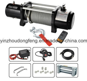 Electric Winch Sc9500 with CE pictures & photos