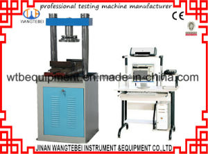 Wty-W300 Computerized Cement Compression and Bending Testing Machine pictures & photos