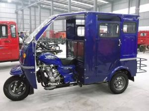China New Auto Rickshaw, Motokar, Mototaxi with Baggage Carrier pictures & photos