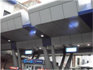 Unbroken Aluminum Composite Panel