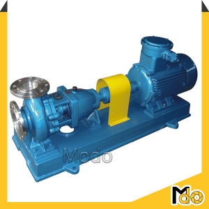Stainless Steel End Suction Centrifugal Pump for Beverage pictures & photos