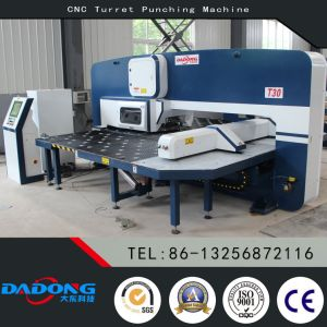 T30 CNC Turret Punch/Punching Press Machine/SGS/Ce/ISO9001 pictures & photos