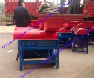Multifunctional Rice Wheat Bean Corn Maize China Thresher Threshing Machine pictures & photos