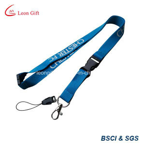 Customized Luggage Woven Lanyard Neck Ribbon pictures & photos