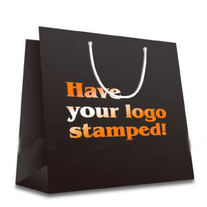 Promotional Retail Paper Bag, Suitable for Advertisement pictures & photos