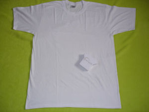 100% Cotton Compressed T-Shirt (YT-761) pictures & photos