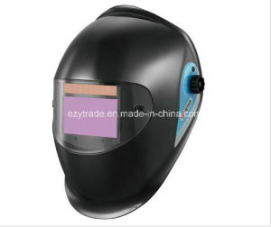 Solar Powered Auto Darkening Welding Helmet with Ce /SGS pictures & photos