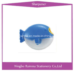 Plastic Sharpener with Fish Shape pictures & photos