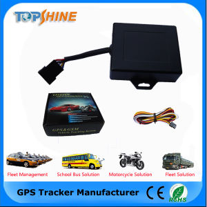 Sos Emergency Button Mini Wateproof Motorcycle/Car GPS Tracker (MT08) pictures & photos
