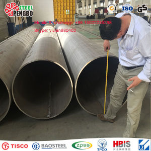 Stainless Steel Pipe for Drinking Water with Ce pictures & photos