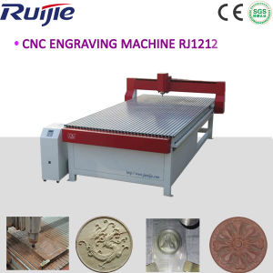 3D CNC Router Machine for Wood Doors Cabinets (RJ1325) pictures & photos