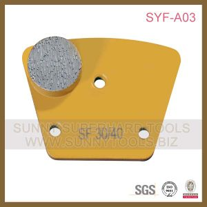 Quanzhou Sunny Diamond Floor Grinding Plate (SYYH-06) pictures & photos