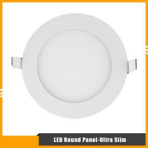 6W Ultra Slim Round LED Panel/SMD LED Downlight