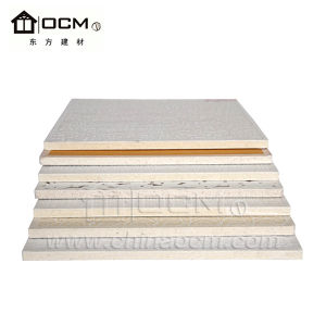 Home Decorative PVC Laminated MGO Board for Ceiling pictures & photos