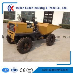 1500kgs 4WD Self Dischargingconcrete Dumper pictures & photos