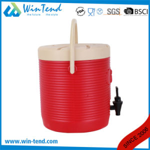 Restaurant Portable Transport Bubble Tea Barrel with Flat Bottom pictures & photos