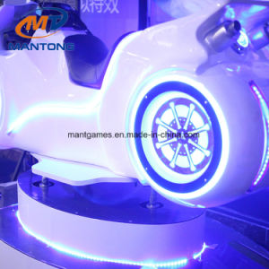 Vr Arcade Vr Motion Mototcycle Simulator 9d Vr Moto Car Racing pictures & photos