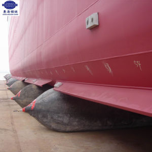 1.2*15m Ship Marine Pneumatic Rubber Airbag pictures & photos