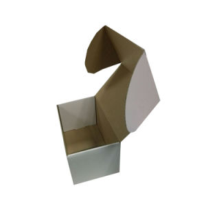 White Custom Paper Box Custom Cardboard Box pictures & photos