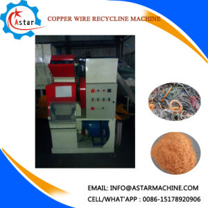 Capacity 100kg/H Copper Wire Recycling Machine for Sale pictures & photos