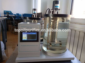 Fully Automatic Petroleum Products Densimeter/Lubricant Oil Density Analyzer pictures & photos