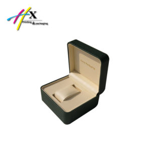 Factory Price High Quality Leather Single Watch Box pictures & photos