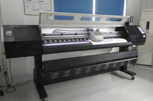 1.8m Sinocolor Sj740 Eco Solvent Inkjet Plotter with Epson Dx7 Head and Photoprint Rip pictures & photos