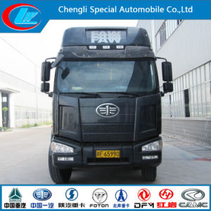 Top Quality Faw 8*4 Fuel Tank Truck for Sale pictures & photos