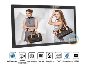 Factory OEM/ODM 32-Inch Digital Photo Picture Frame with Loop Video (MW-321DPF) pictures & photos