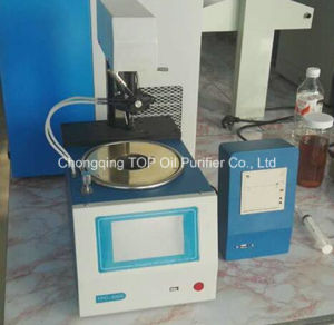 Fully Automatic DOP Oil Flash Point Lab Test Kits (TPO-3000) pictures & photos