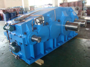 Jiangyin Gearbox Zsy Series Hard Tooth Surface Gear Reducer pictures & photos