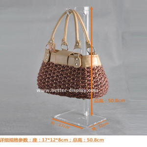 Custom Acrylic Handbag Display Stand pictures & photos