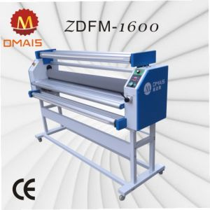 Low Temperature Electrical Roll Laminator with PVC Film pictures & photos