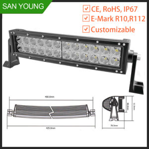 Curved CREE LED Light Bar Bent for Offroad Driving pictures & photos