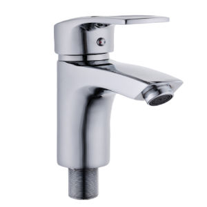 Deck Mounted Bathroom Accessory Basin Faucet Sanitary Ware pictures & photos