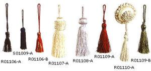 Key Tassel & Trimming (R01110-A, R01108-A)