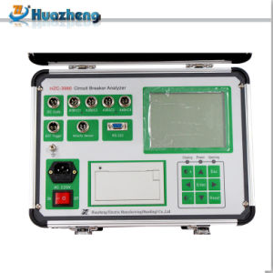 IEC62271 CB High Voltage Switch Dynamic Characteristics Circuit Breaker Analyser pictures & photos