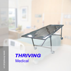 Stainless Steel Embalming Table (THR-104) pictures & photos