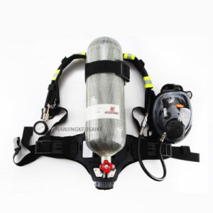 Ce Approved Mining Safety Equipment Compressed Air Breathing Apparatus Scba pictures & photos