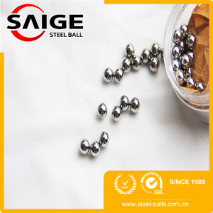 China High Precision SGS Suj2 Chrome Steel Sphere pictures & photos