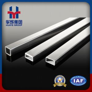 Wholesale Huaye Stainless Steel Welding Decoration Pipes and Tubes 201 Grade pictures & photos