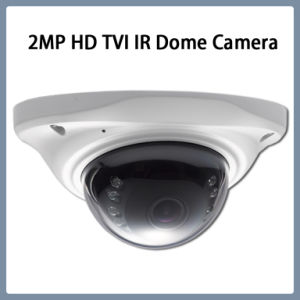 2MP HD Tvi IR Mini Dome CCTV Security Digital Camera pictures & photos