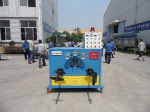 Extrusion Double Axis Take-up Machine pictures & photos