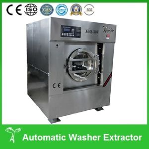 Stainless Steel and Fully Automatic Washer Extractor (XGQ) pictures & photos