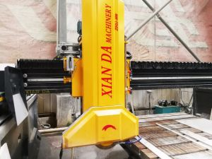 Stone Bridge Cut& Cutting Machine for Sawing Granite/Marble Slabs pictures & photos