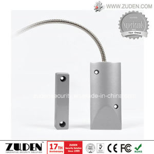 Wired Magnetic Door Switch Sensor for Home Security pictures & photos