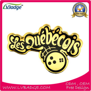 High Quality Customized Design PVC Lapel Pin pictures & photos
