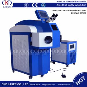 Spot Machinery Micro Welding Machine for Gold Silver Metal Jewelry pictures & photos