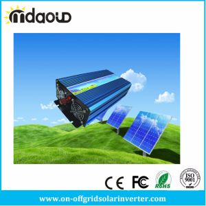 1000W Pure Sine Wave Inverter DC110V to AC100/110/120V or 220/230/240V Solar Wind Inverter pictures & photos
